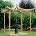 Grange Fencing Dragon Pergola