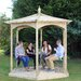Grange Fencing Budleigh Gazebo with no sides