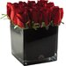 Babylon London Rose Buds in Vase