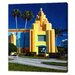 LivCorday Deco Classic 1 Photographic Print Wrapped on Canvas