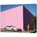 LivCorday Miami Colours Photographic Print Wrapped on Canvas