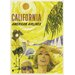 LivCorday California Travel Vintage Advertisement Wrapped on Canvas