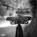David & David Studio 'My Bicycle 1' by Laurence David Framed Photographic Print