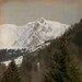 David & David Studio 'Mountain 3' by Laurence David Framed Photographic Print