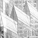 David & David Studio 'Reflets De New York 1' by Philippe David Framed Photographic Print