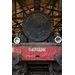 David & David Studio 'Locomotive 2' by Laurence David Framed Photographic Print