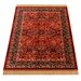 Andover Mills Topping Handmade Red Area Rug