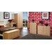 Andover Mills Raddison 3 Drawer Bedside Table