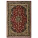Andover Mills Sherry Brown/Red Area Rug
