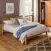 Andover Mills Thornton Pine Wood Bed Frame