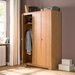 Andover Mills Salish 3 Door Wardrobe