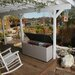 Lifetime 495 Liter Gartenbox aus Kunststoff
