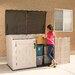 Lifetime 240 Liter Gartenbox aus Kunststoff