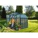Rion 267 cm x 264 cm Gartenhaus Prestige PL44
