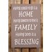 Factory4Home Schild-Set BD-Having a place, Typographische Kunst in Taupe