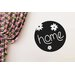 Cut It Out Wall Stickers Home Sign Three Cute Flowers Wall Sticker