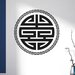 Cut It Out Wall Stickers Asian Round Motif Wall Sticker