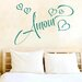 Cut It Out Wall Stickers Amour Love In French Wall Sticker