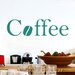 Cut It Out Wall Stickers Coffee Wall Sticker