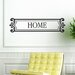 Cut It Out Wall Stickers Home Sign Framed Wall Sticker