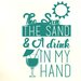 Cut It Out Wall Stickers The Sun The Sand And A Drink In My Hand Wall Sticker