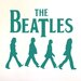 Cut It Out Wall Stickers The Beatles Wall Sticker