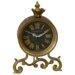 EMDÉ Time To Baroque Table Clock