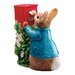 Beatrix Potter Peter Rabbit Posting a Letter Figure