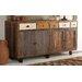 TheWoodTimes Sideboard Rustic