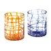 Deagourmet Sole and Ghiaccio 2 Piece 440ml Water Glass