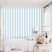 Galerie Home English Chunky Stripe 10m L x 53cm W Roll Wallpaper