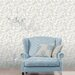 Galerie Home English Florals on White Ground 10m L x 53cm W Roll Wallpaper