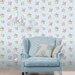 Galerie Home English Floral Motif 10m L x 53cm W Roll Wallpaper