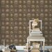 Galerie Home Steampunk Mechanic Motif 10m L x 53cm W Roll Wallpaper