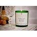 Ladeda! Living Vanilla Rose Jar Candle