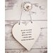 Ladeda! Living No Joy on Earth gives Greater Pleasure than a Little Girl to Love and Treasure Loveheart Wall Decor