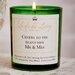Ladeda! Living Vanilla Flowers Votive Candle