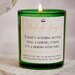 Ladeda! Living Bordeaux Fig & Vetivert Votive Candle