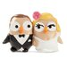 Egan Ginger & Fred Figurine