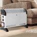 Igenix 2,000 Watt Portable Electric Convection Compact Heater with 24H Timer