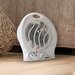 Igenix Upright 2,000 Watt Portable Electric Fan Compact Heater