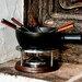 Boska Holland Pro Nero Ceramic/Stainless Steel Fondue Set