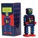 Enesco Saint John Gearing Robot Figurine