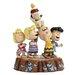 Enesco Peanuts Hooray! (65th Anniversary) Figurine