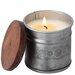 Enesco Himalayan Daisy Chain Rain Barrel Jar Candle