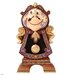 Enesco Disney Traditions Keeping Watch (Cogsworth) Figurine
