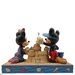 Enesco Disney Traditions Seaside Sweethearts (Mickey and Minnie Mouse) Figurine