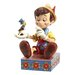 Enesco Disney Traditions Just Give a Little Whistle (Pinocchio 75th Anniversary Piece) Figurine