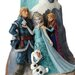 Enesco Disney Traditions Worth Melting For (Frozen Carved by Heart) Figurine