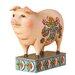 Enesco Heartwood Creek In Hog Heaven (Pig) Figurine